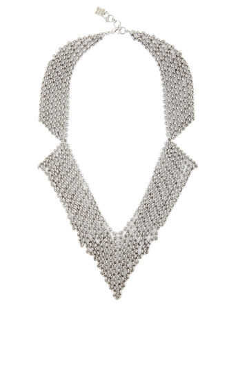 Chainmail Collar Necklace