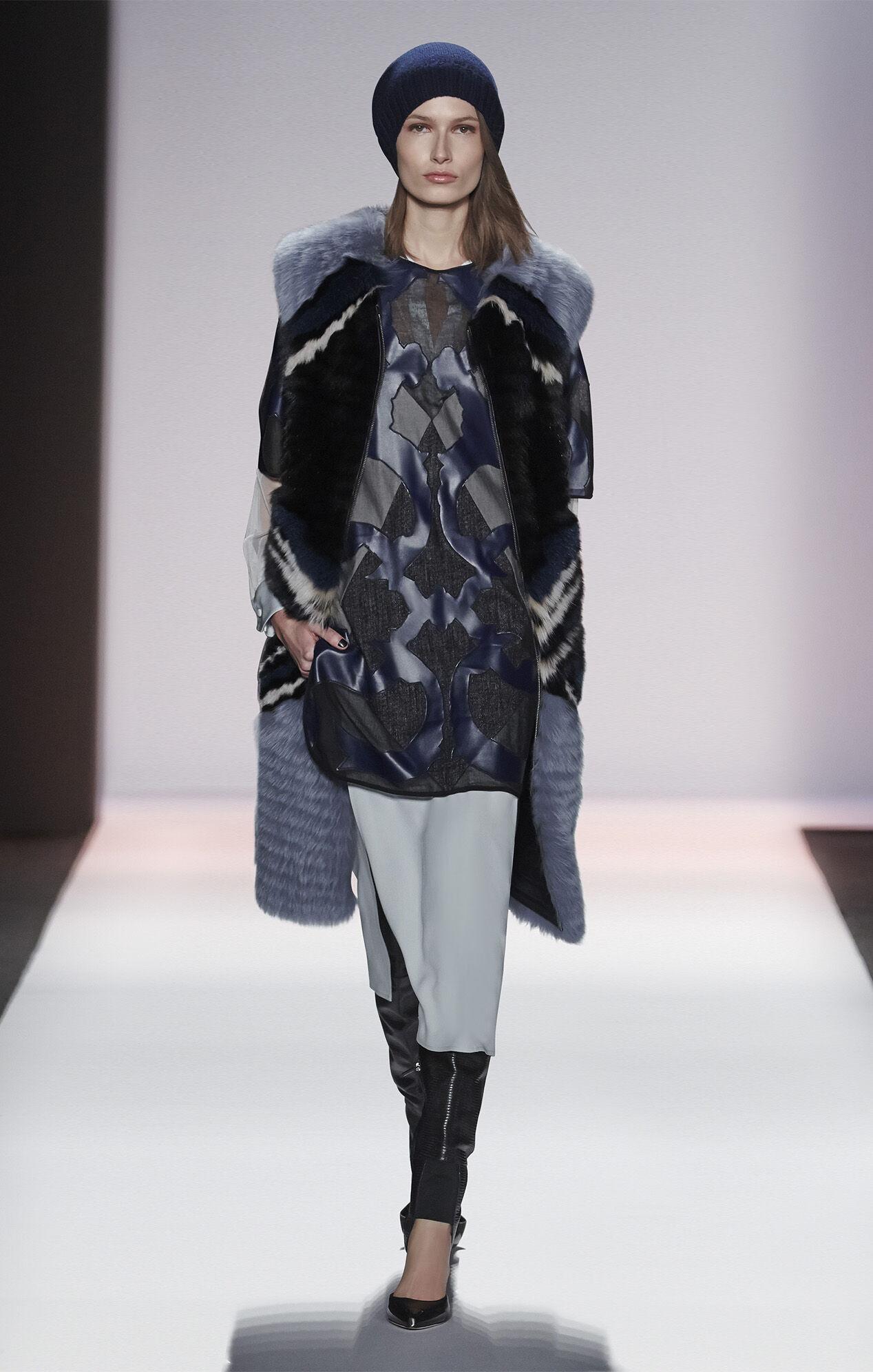 Runway Cyprus Fur Vest