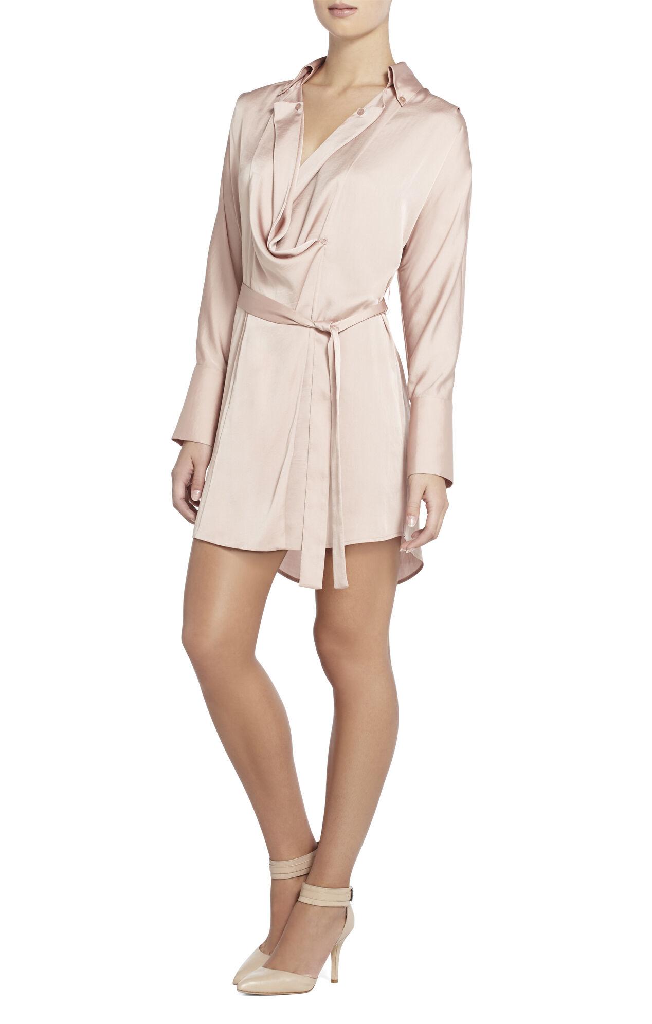 Diane Short Shirt Dress