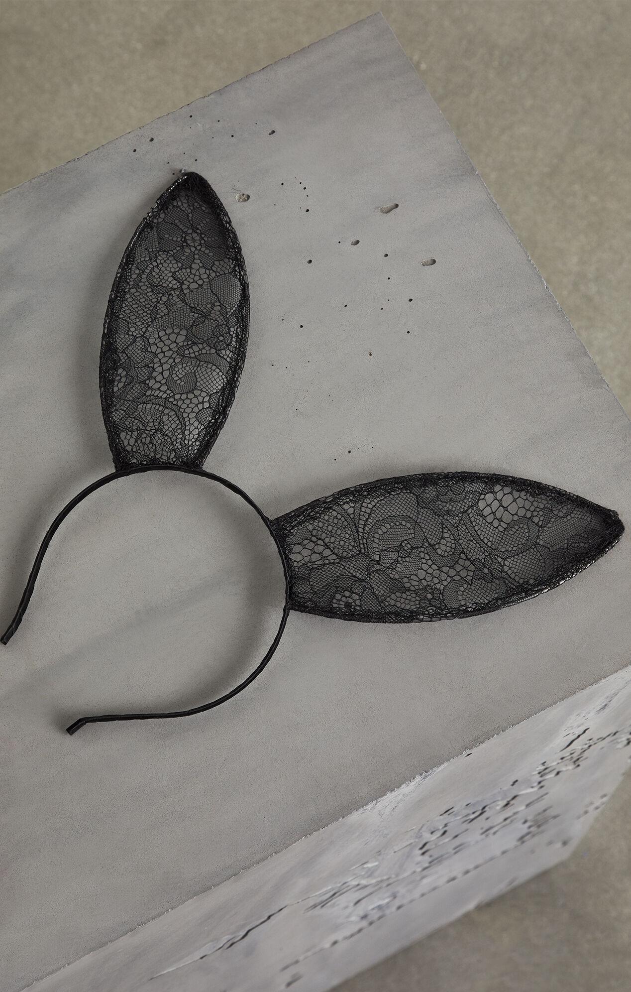 Lace Bunny Headband