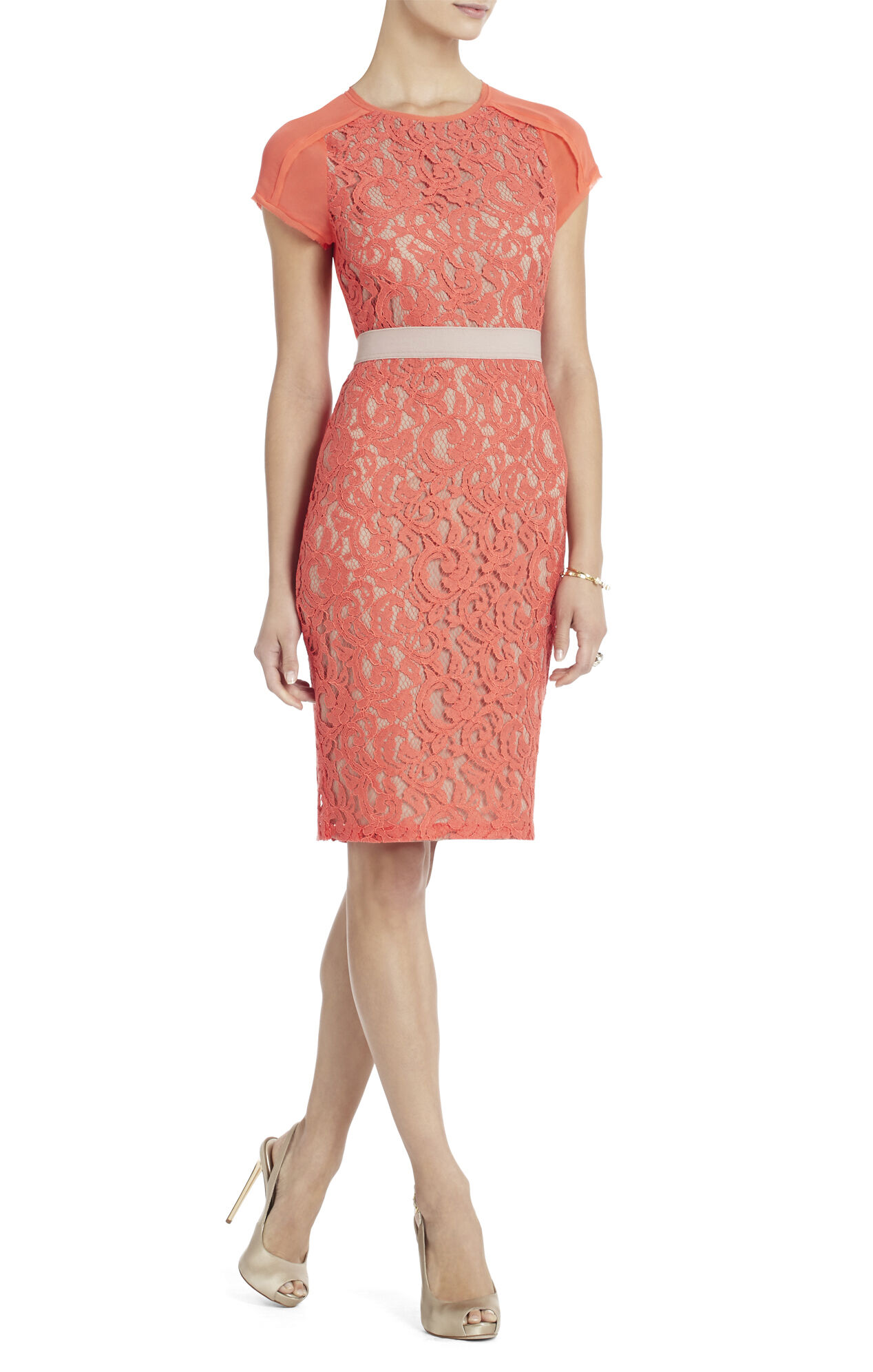 Chara Lace Dress