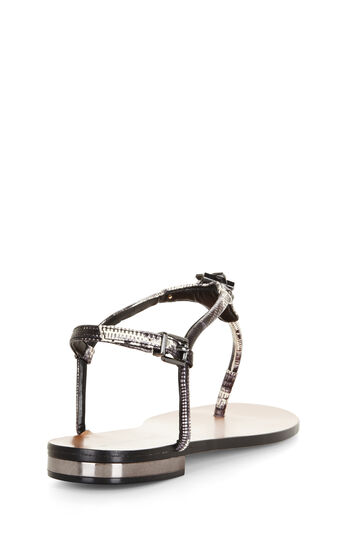 Bunt Icon T-Strap Day Sandal