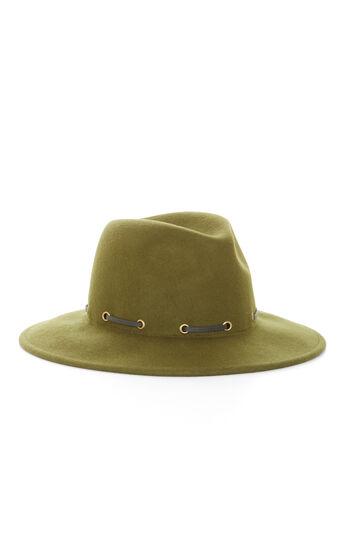 Whipstitch Panama Hat