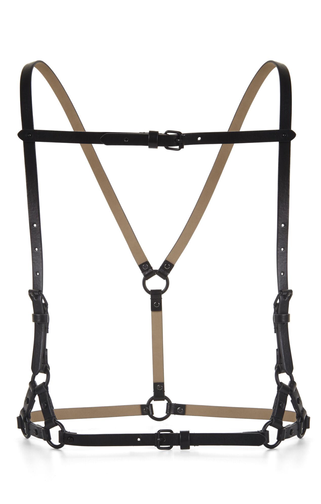 Rings Harness Waist Belt