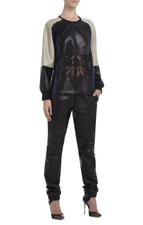 Runway Adem Leather Pant