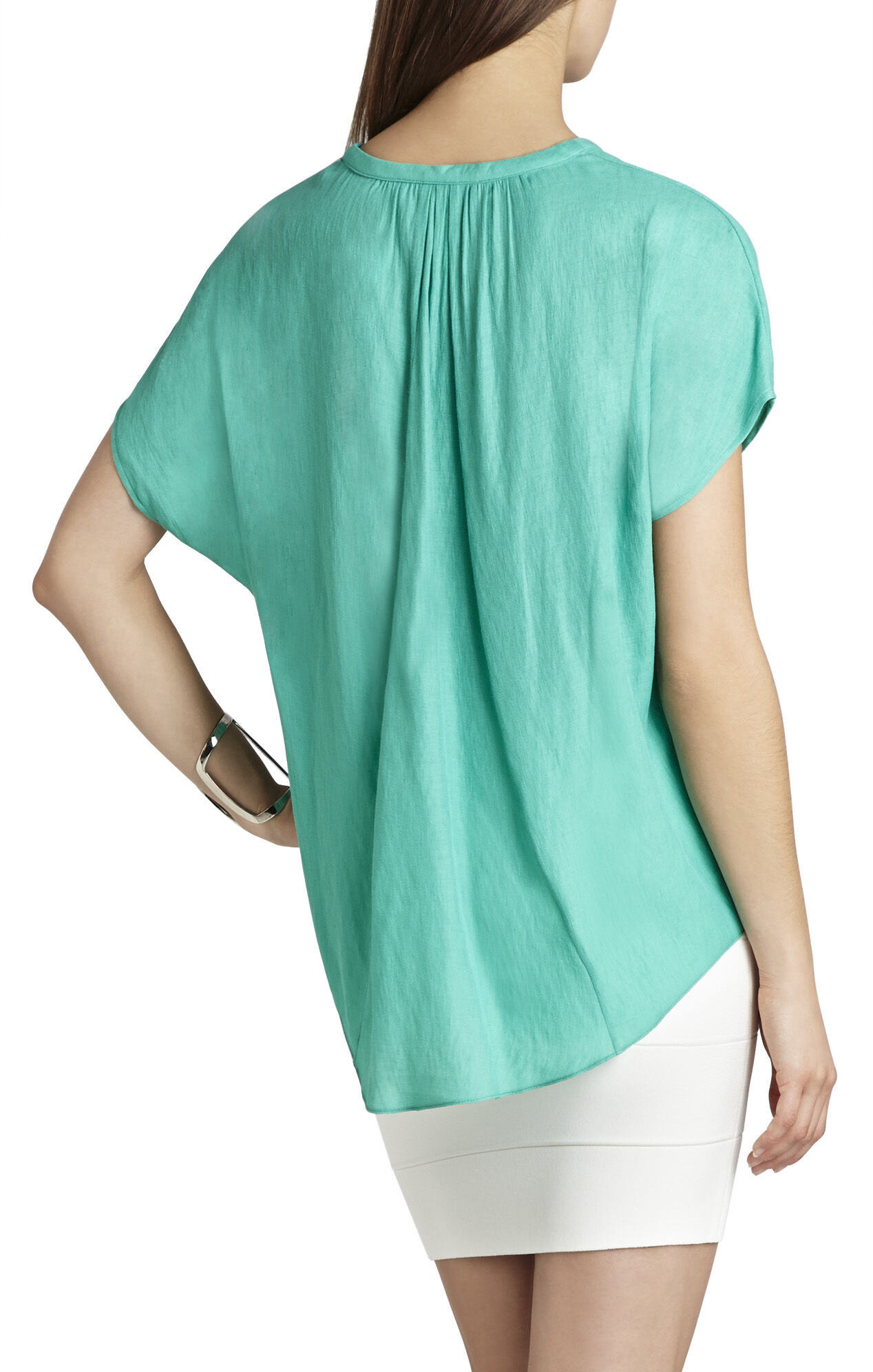Ayanna Oversized ScarfShirt