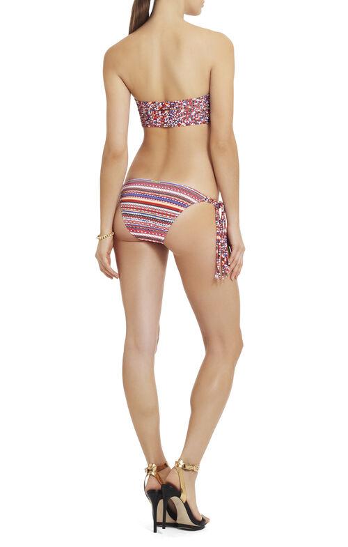 Boho Scarf Bandeau Bikini Top