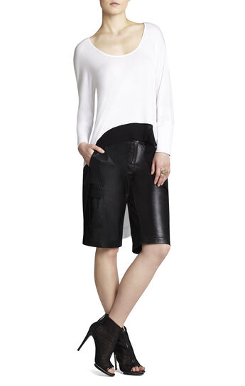 Clover Relaxed High-Low Top