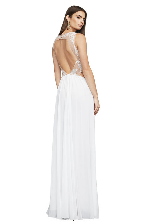 Gisela Embroidered Gown