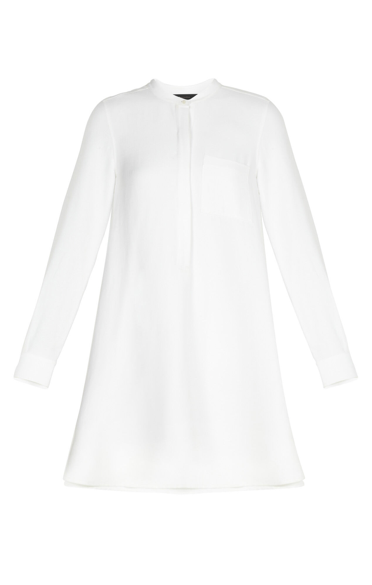 Rebekah Long-Sleeve Shirt Dress