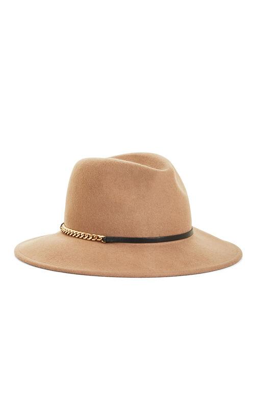 Chain-Link Panama Hat