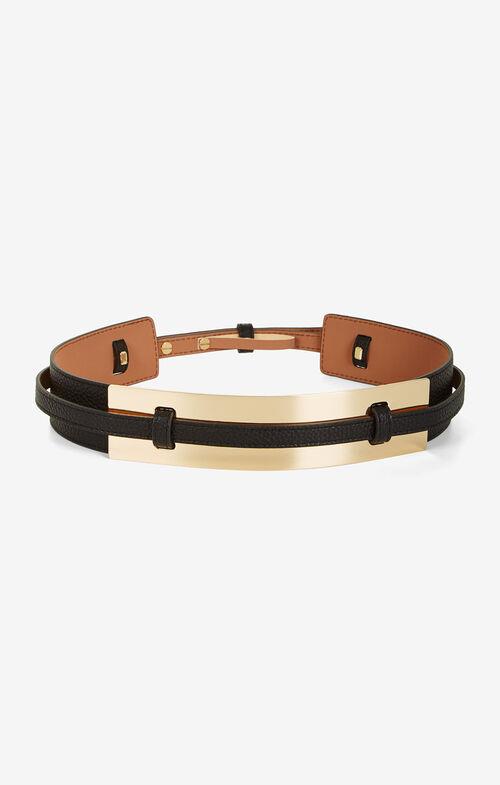 Plated Waist Belt