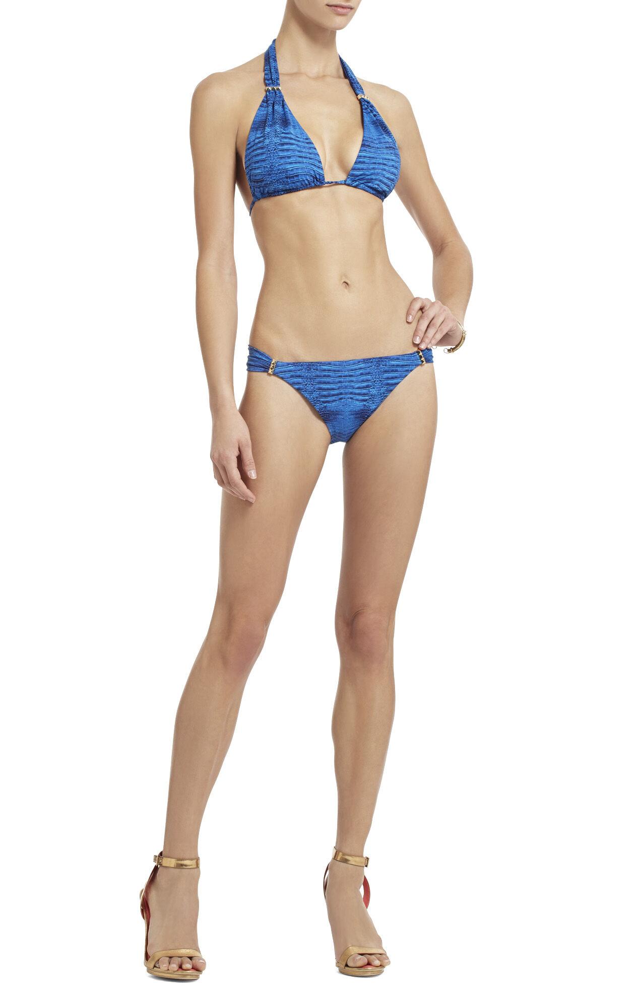 Hipster Ruched Bikini Bottom