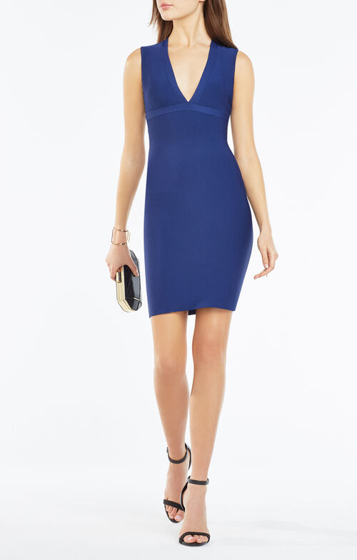 Oralie Cutout Sweater Dress