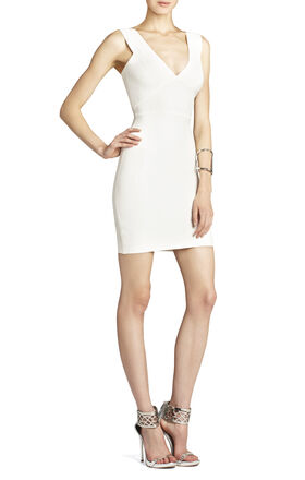 Lauren Deep V-Neck Tank Dress