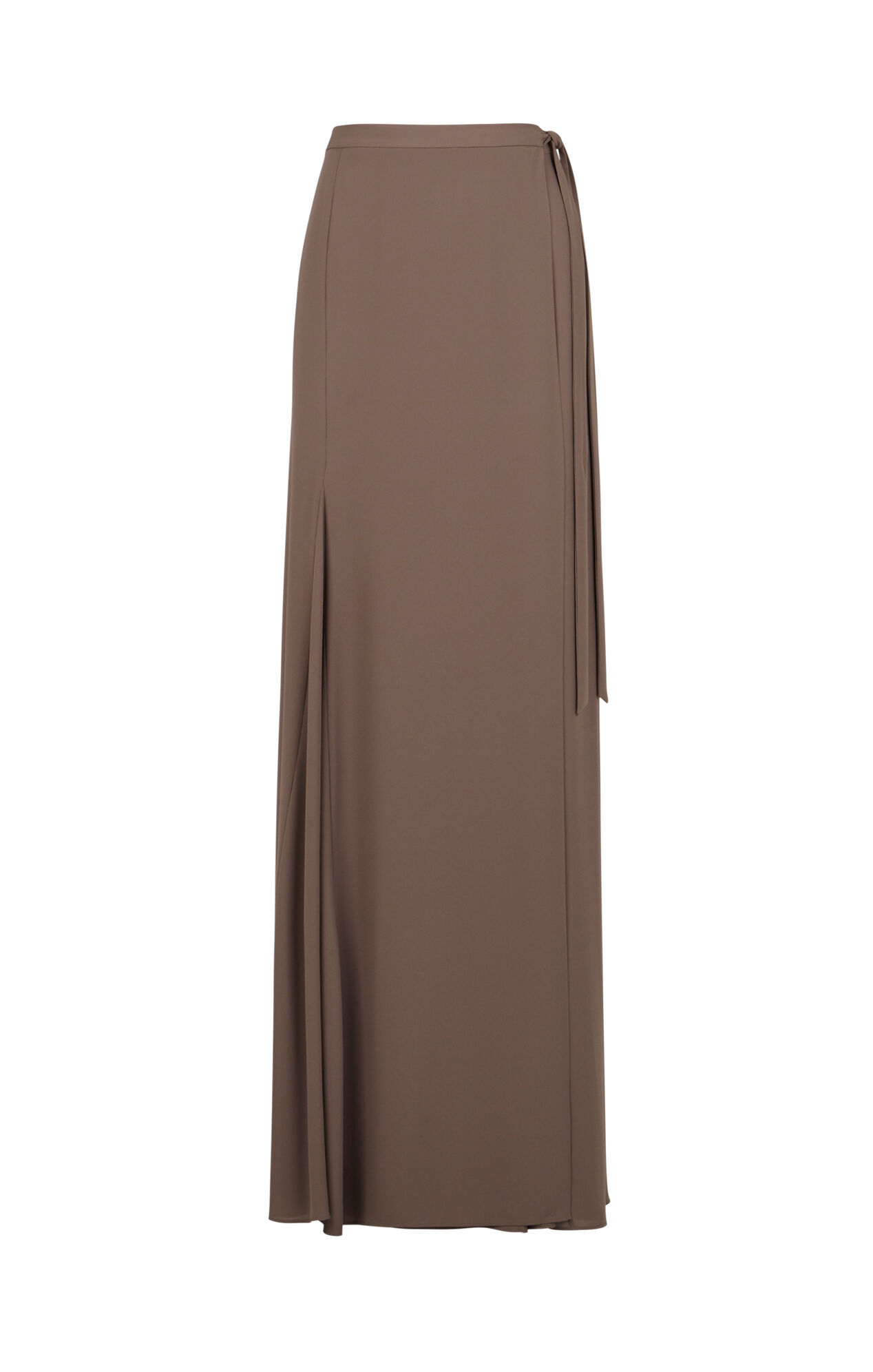 Aviva Wrap Maxi Skirt