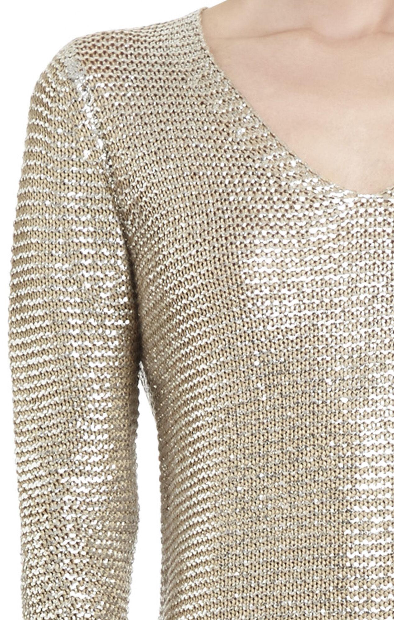 Hudson Foil-Print Pullover