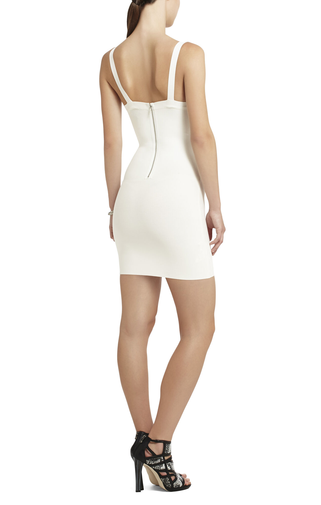 Lia Crisscross Bodice Dress