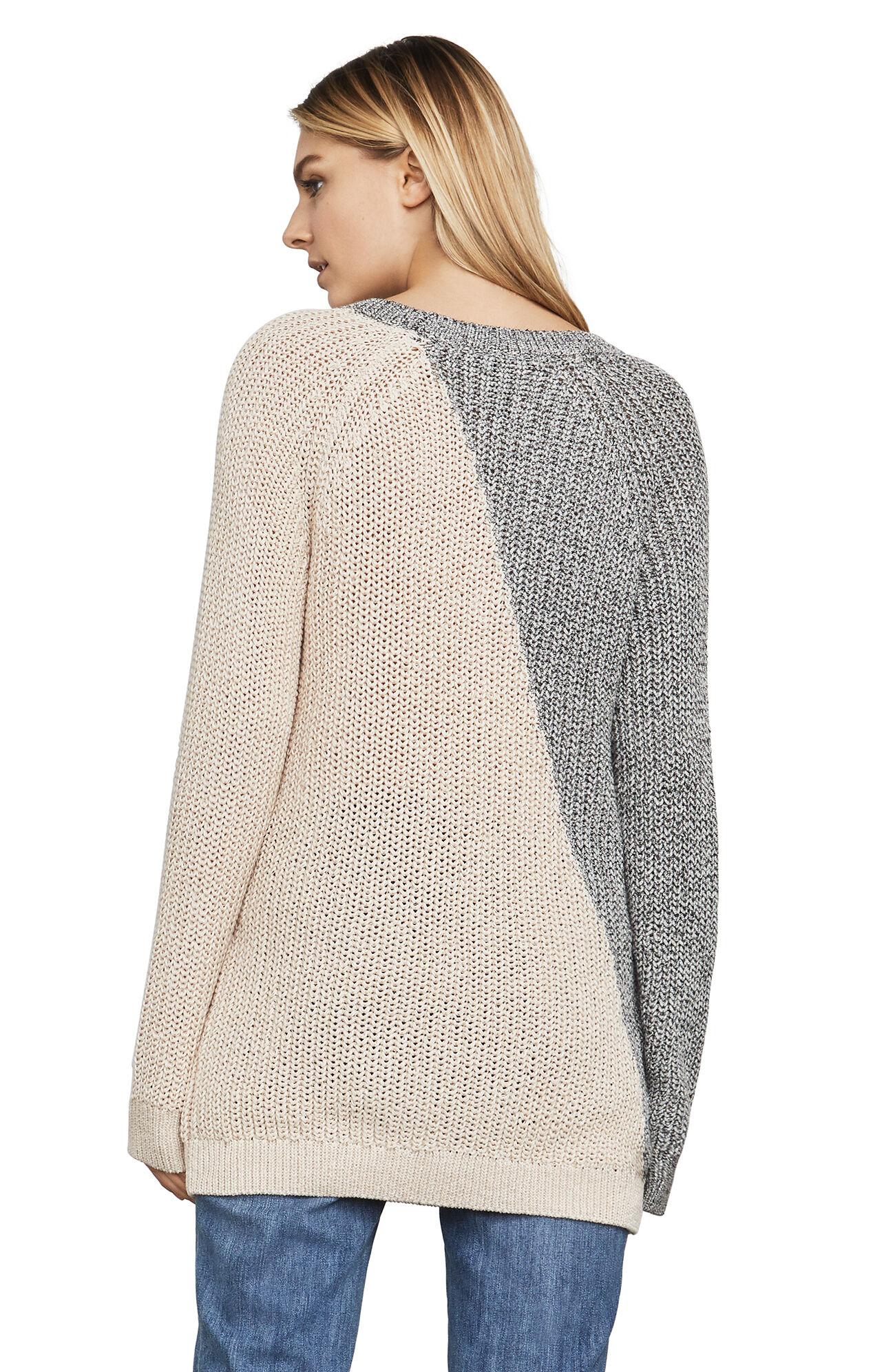 Elvina Intarsia Pullover