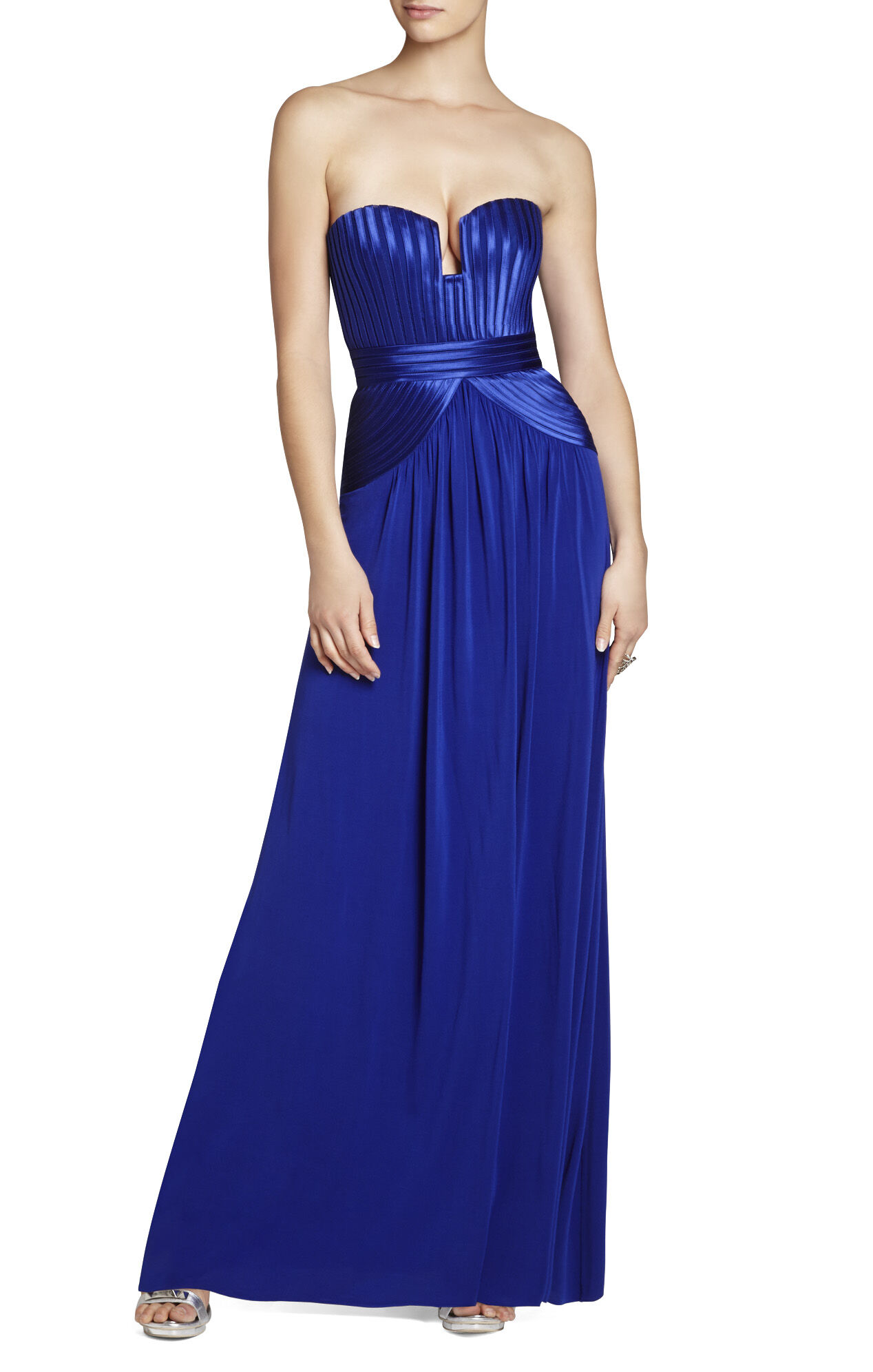 Tasha Strapless Long Dress