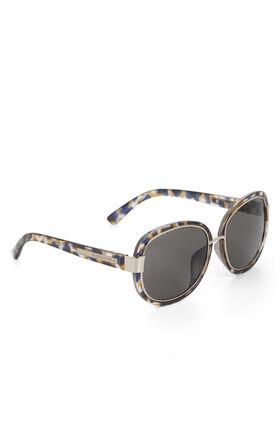Round Multicolor Sunglasses
