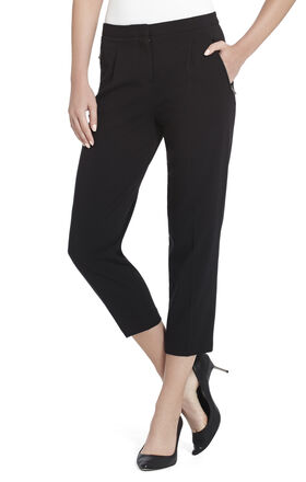 James Cropped Relaxed Trouser