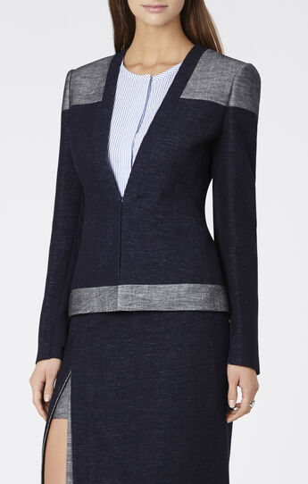 Cliff Blocked Blazer