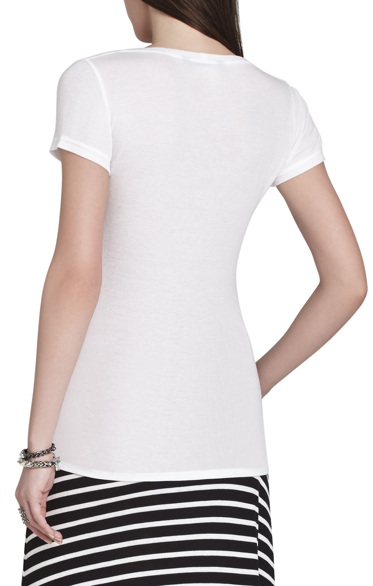 Ashlyn Short-Sleeve Top