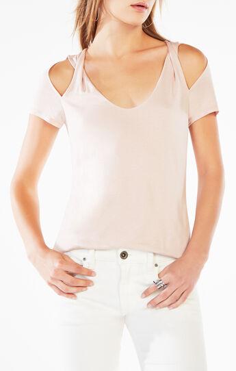 Louella Cold-Shoulder Top