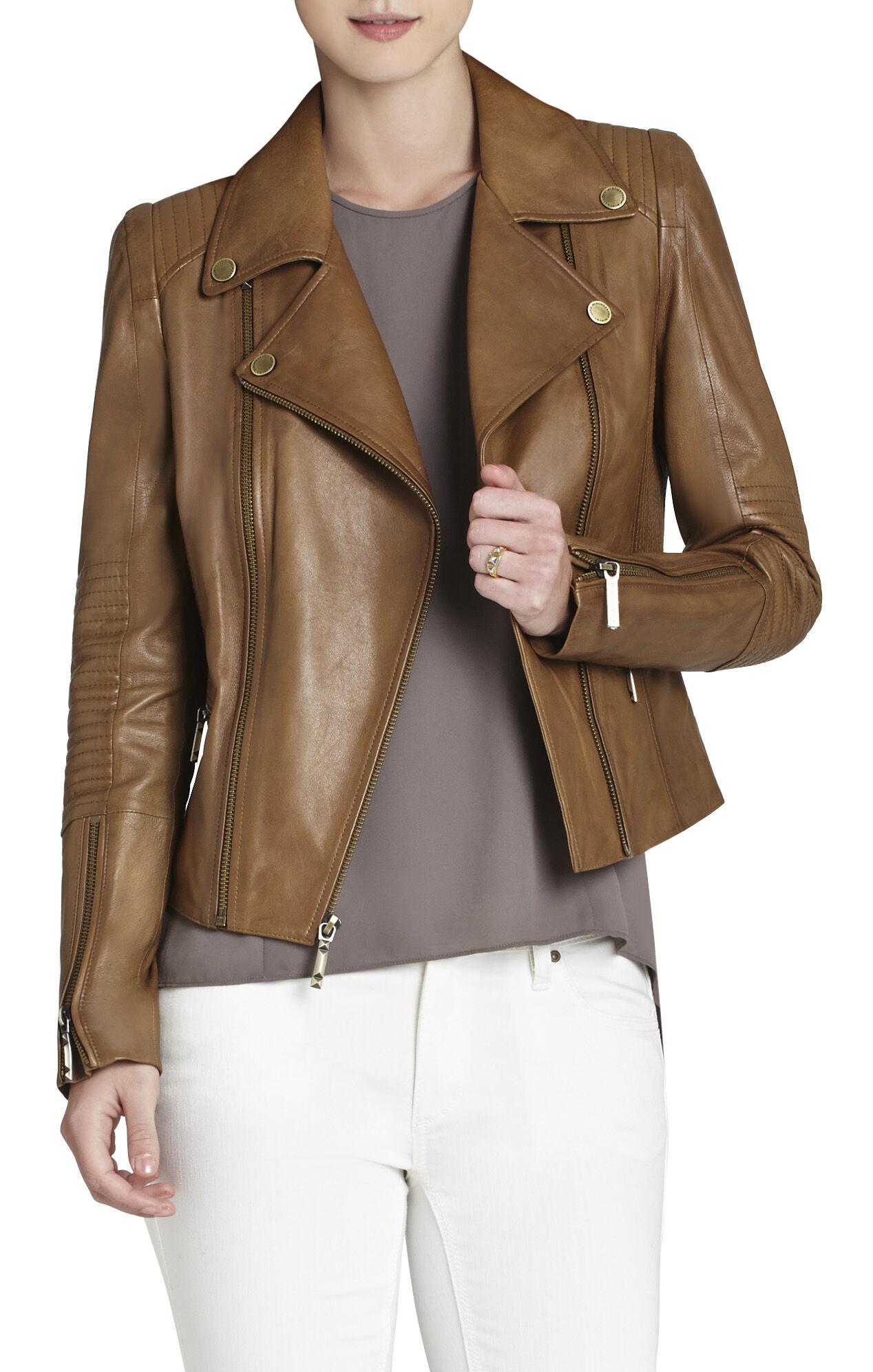 Tara Moto Jacket