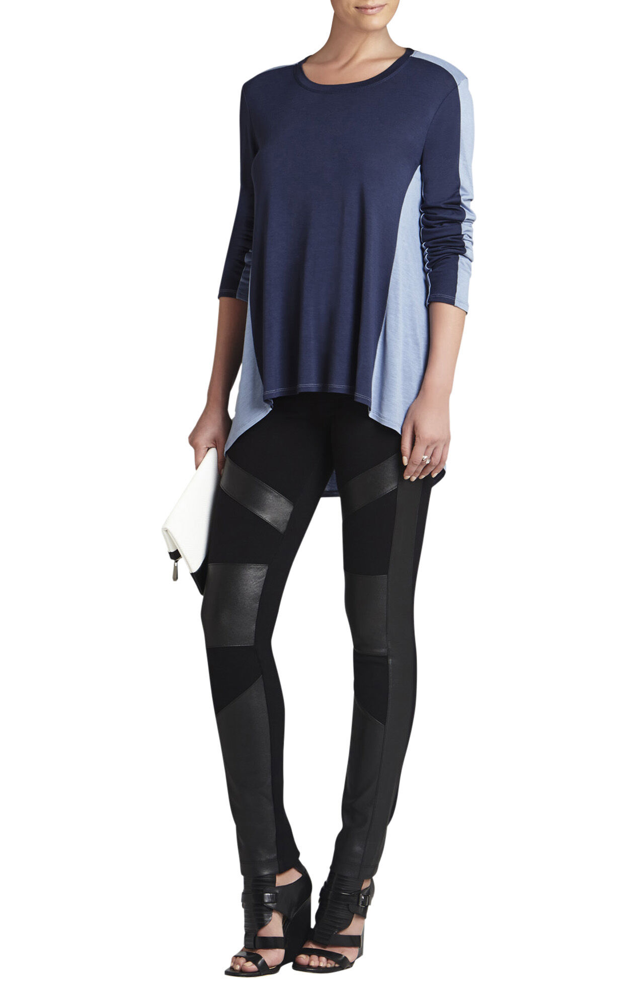 Bayle Color-Blocked Legging
