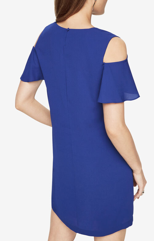 Kia Cold-Shoulder Dress