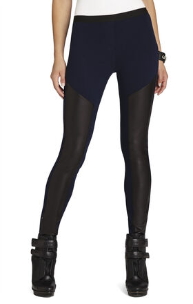 Aria Textured Block Legging