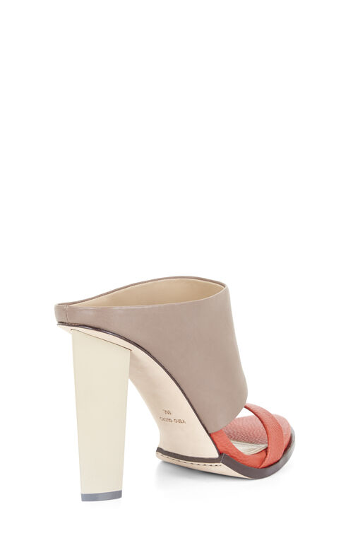 Limber Color-blocked Mule