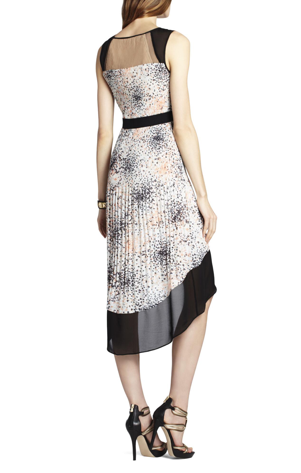 Alicia Pleated Dress