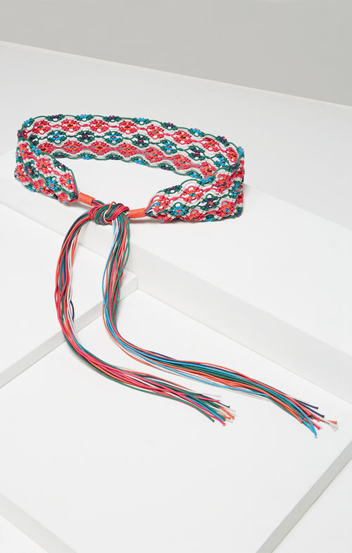 Macrame Belt