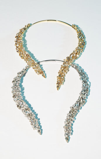 Stone Collar Necklace