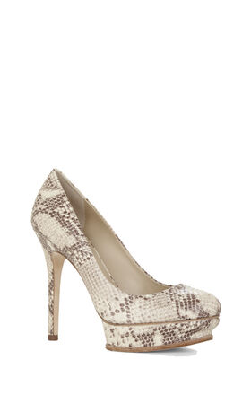 Pamela High-Heel Platform Pump
