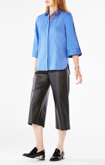 Elysia Button-Up Shirt
