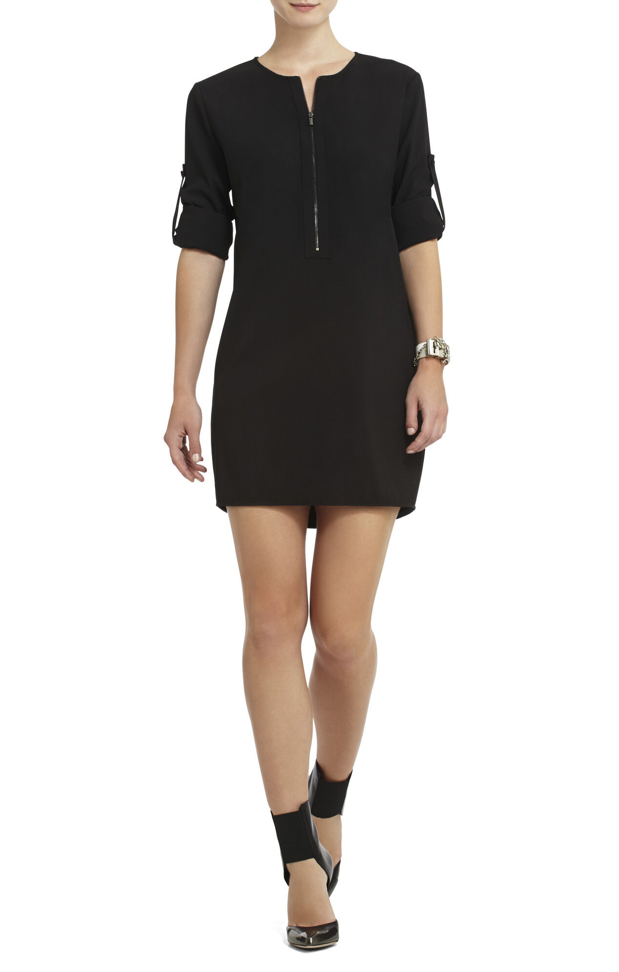 Mirabella Zipper Dress