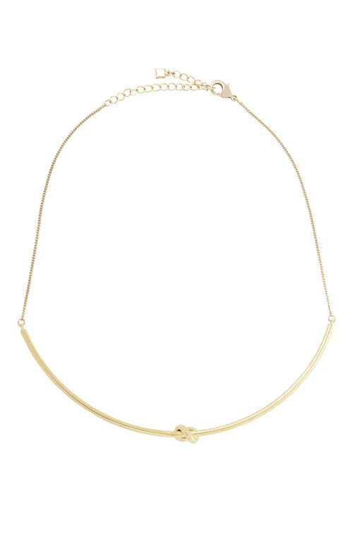 Single-Knot Necklace