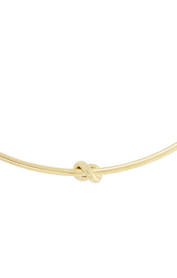 Single-Knot Necklace