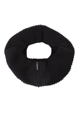 Zip-Knit Snood