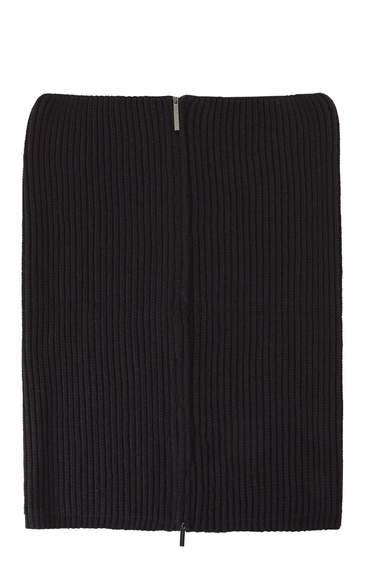 Zip-Knit Snood