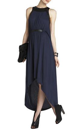 Carmen High-Low Dress