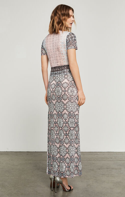 Alissandra Blossoms Print Maxi Dress