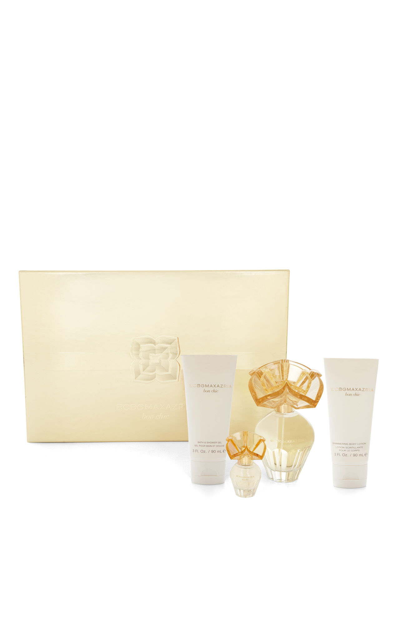 BCBGMAXAZRIA Bon Chic Gift Set