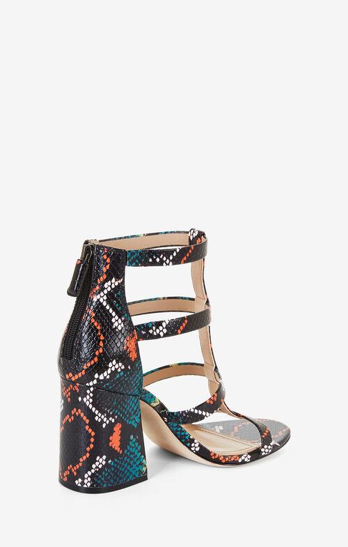 Parley Snake-Printed Sandal