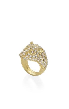 Pave Panther Ring