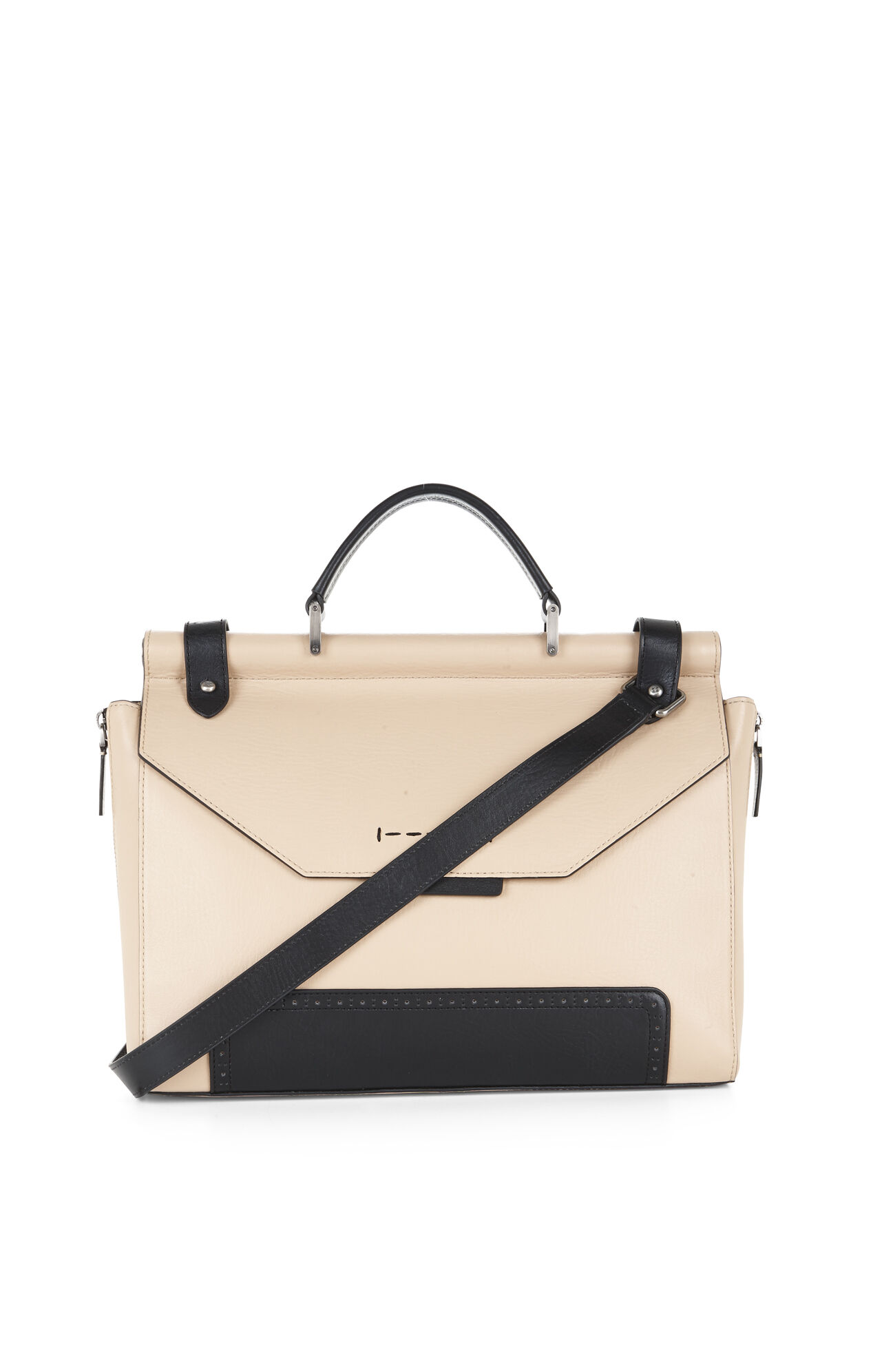 Runway Rivingston Satchel With Bar